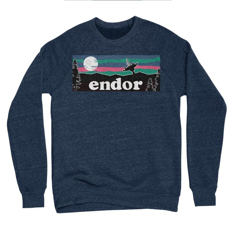 Parody Design #2 Men's Sponge Fleece Sweatshirt by Mike Hampton's T-Shirt Shop