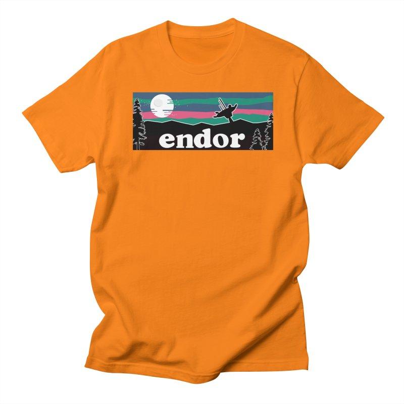 Parody Design #2 Men's Regular T-Shirt by Mike Hampton's T-Shirt Shop