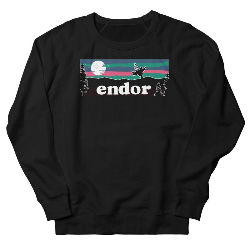 Parody Design #2 Women's French Terry Sweatshirt by Mike Hampton's T-Shirt Shop