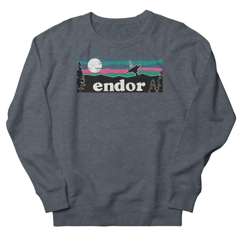 Parody Design #2 Men's French Terry Sweatshirt by Mike Hampton's T-Shirt Shop