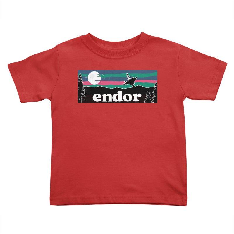 Parody Design #2 Kids Toddler T-Shirt by Mike Hampton's T-Shirt Shop