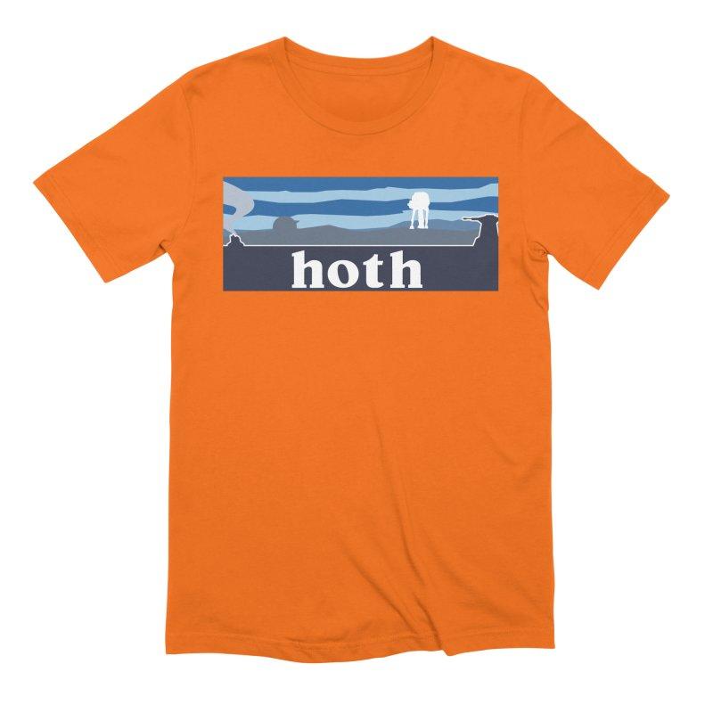 Parody Design #3 Men's Extra Soft T-Shirt by Mike Hampton's T-Shirt Shop
