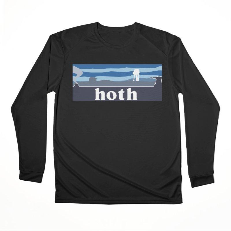 Parody Design #3 Women's Performance Unisex Longsleeve T-Shirt by Mike Hampton's T-Shirt Shop