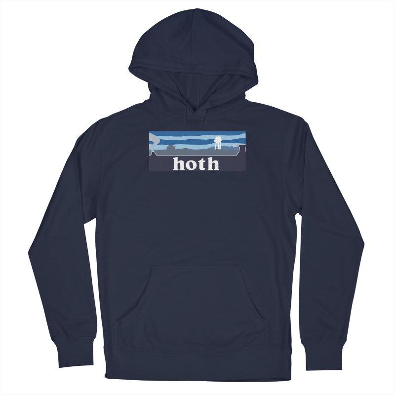 Parody Design #3 Men's Pullover Hoody by Mike Hampton's T-Shirt Shop