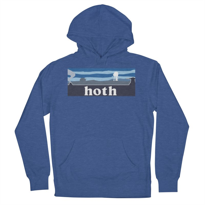 Parody Design #3 Men's French Terry Pullover Hoody by Mike Hampton's T-Shirt Shop