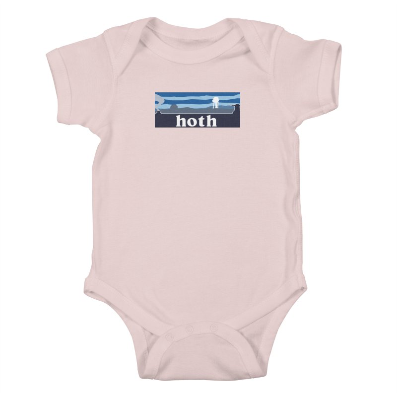 Parody Design #3 Kids Baby Bodysuit by Mike Hampton's T-Shirt Shop