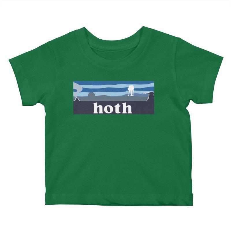 Parody Design #3 Kids Baby T-Shirt by Mike Hampton's T-Shirt Shop
