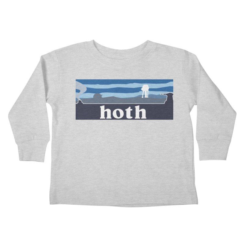 Parody Design #3 Kids Toddler Longsleeve T-Shirt by Mike Hampton's T-Shirt Shop