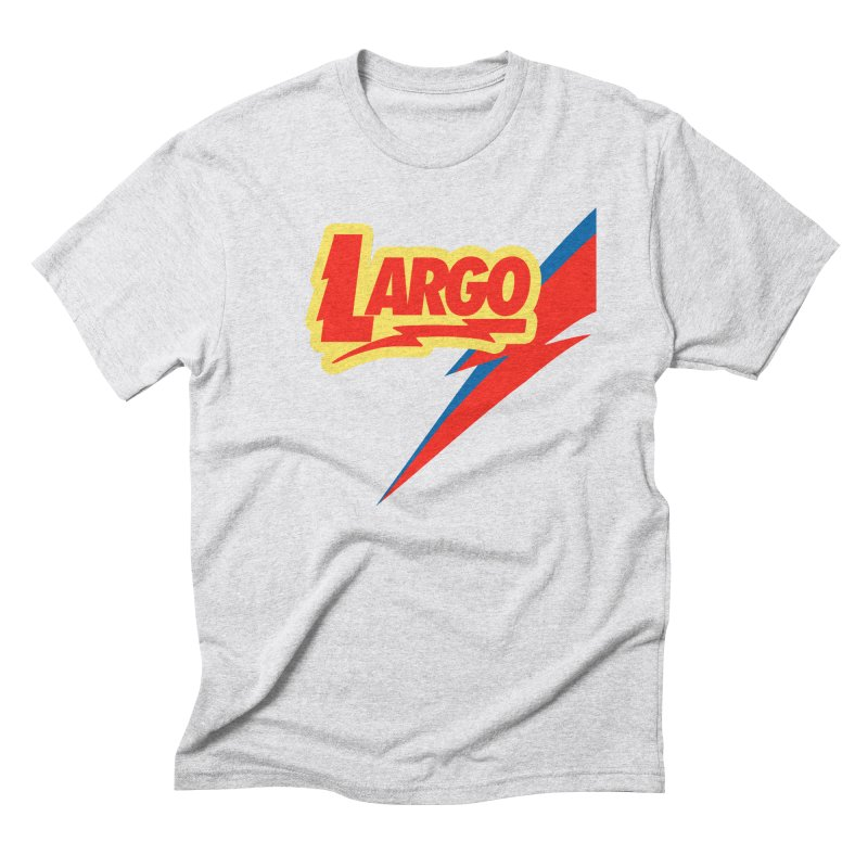 Largo Largo Men's Triblend T-Shirt by Mike Hampton's T-Shirt Shop