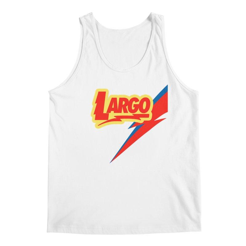 Largo Largo Men's Regular Tank by Mike Hampton's T-Shirt Shop