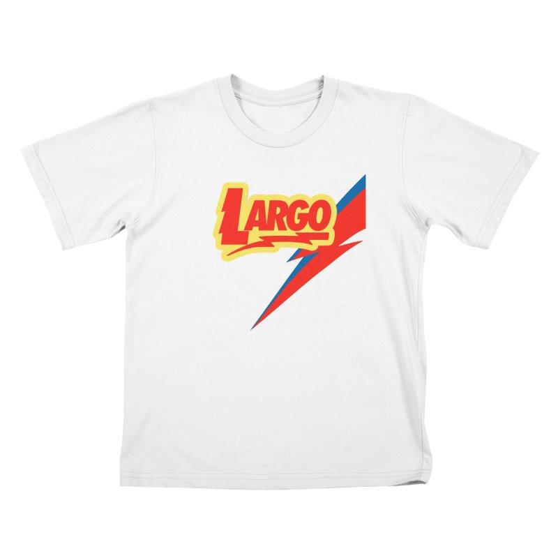 Largo Largo Kids T-Shirt by Mike Hampton's T-Shirt Shop
