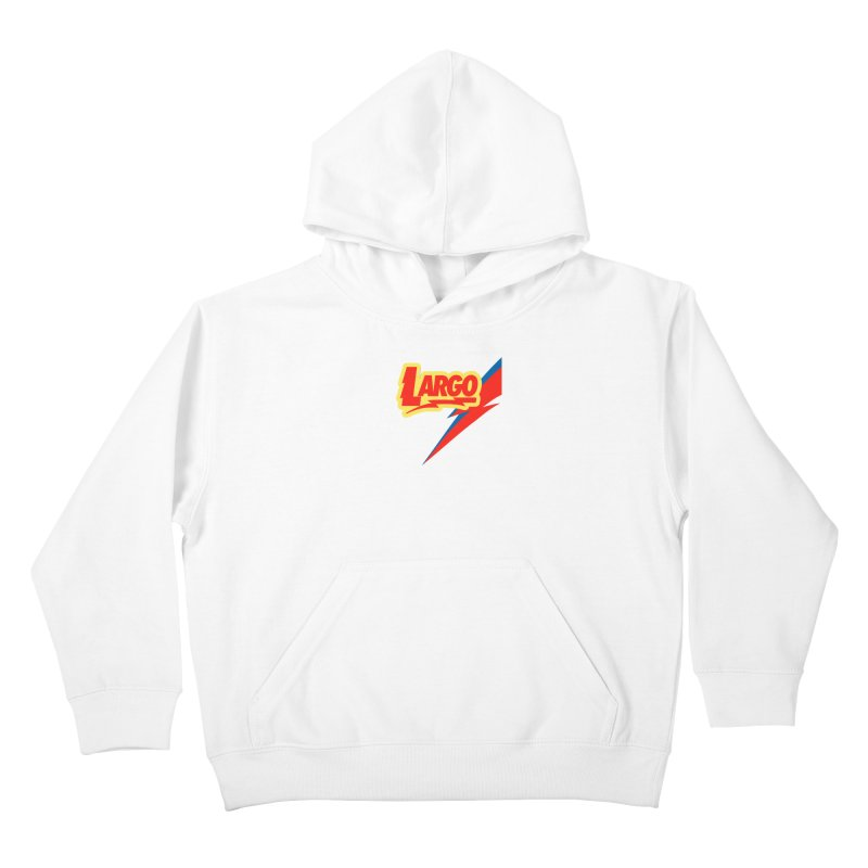 Largo Largo Kids Pullover Hoody by Mike Hampton's T-Shirt Shop