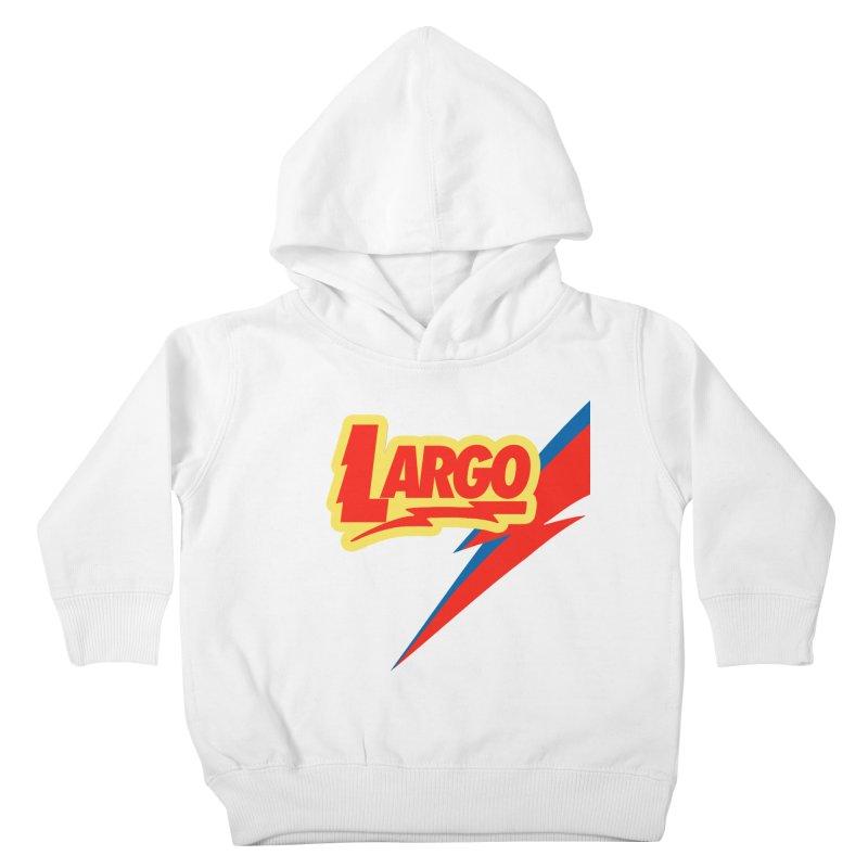 Largo Largo Kids Toddler Pullover Hoody by Mike Hampton's T-Shirt Shop