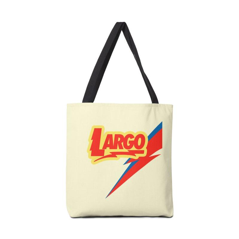 Largo Largo Accessories Tote Bag Bag by Mike Hampton's T-Shirt Shop
