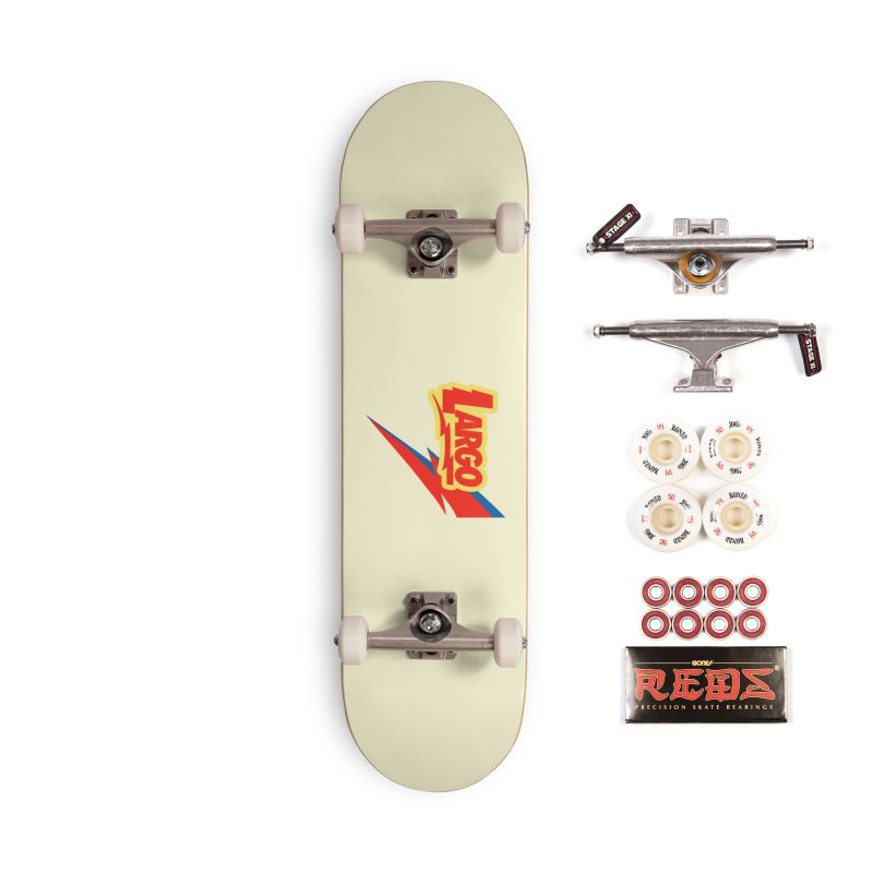 Largo Largo Accessories Complete - Pro Skateboard by Mike Hampton's T-Shirt Shop