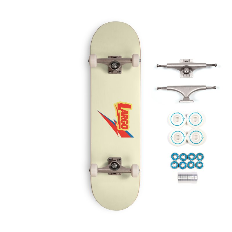 Largo Largo Accessories Complete - Basic Skateboard by Mike Hampton's T-Shirt Shop