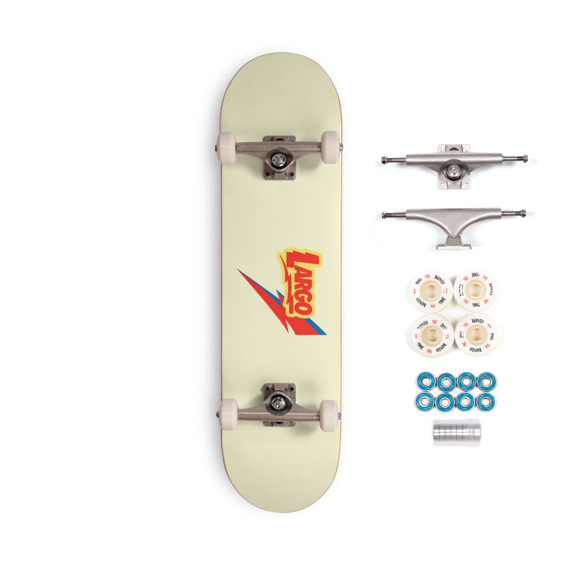 Largo Largo Accessories Complete - Premium Skateboard by Mike Hampton's T-Shirt Shop
