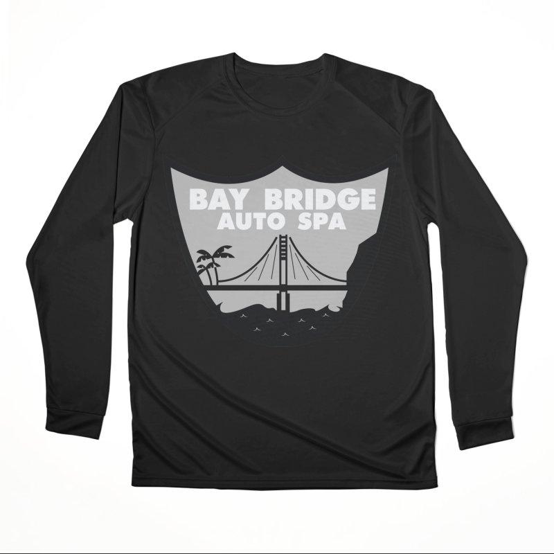 Bay Bridge Auto Spa Women's Performance Unisex Longsleeve T-Shirt by Mike Hampton's T-Shirt Shop