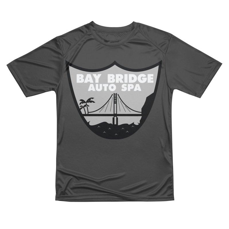 Bay Bridge Auto Spa Women's Performance Unisex T-Shirt by Mike Hampton's T-Shirt Shop