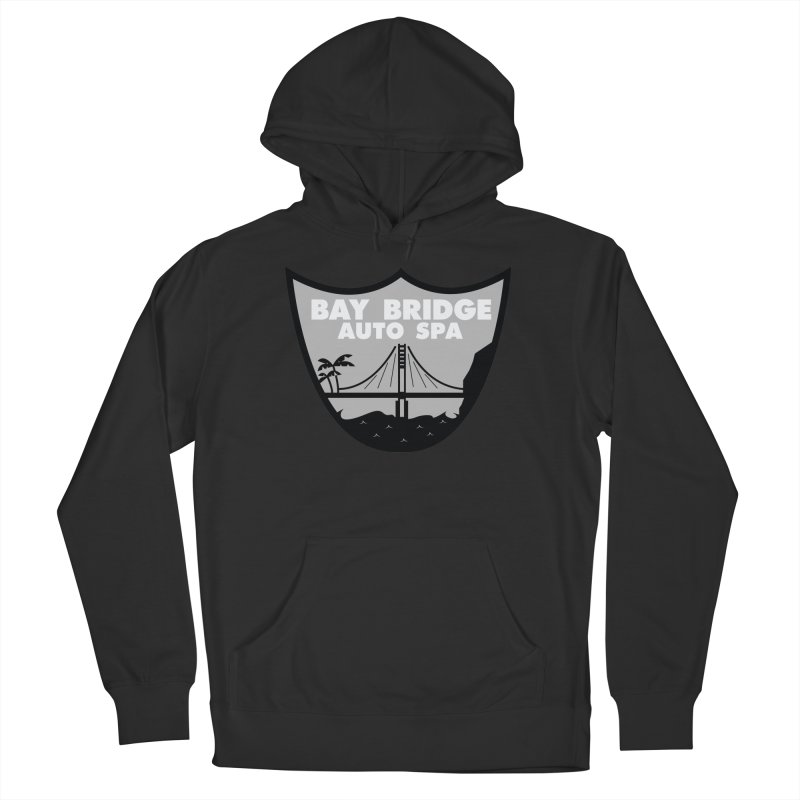Bay Bridge Auto Spa Men's Pullover Hoody by Mike Hampton's T-Shirt Shop