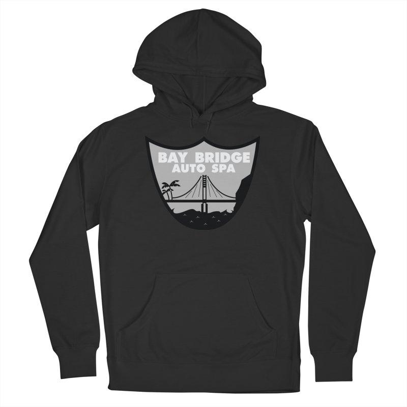 Bay Bridge Auto Spa Men's Pullover Hoody by Mike Hampton's T-Shirt Shop