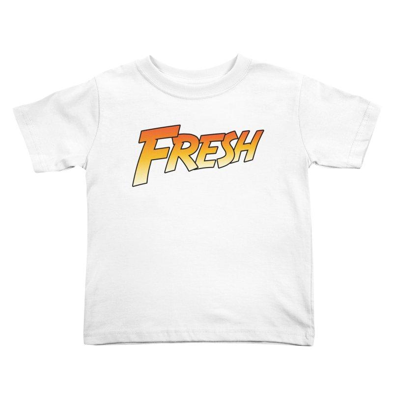FRESH! Kids Toddler T-Shirt by Mike Hampton's T-Shirt Shop