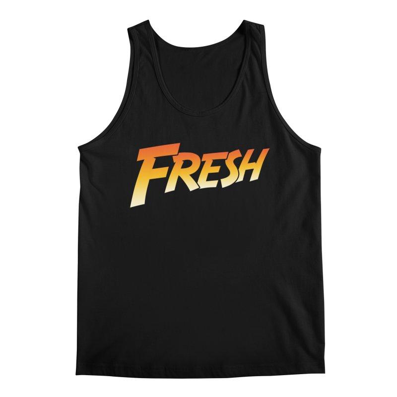 FRESH! Men's Regular Tank by Mike Hampton's T-Shirt Shop