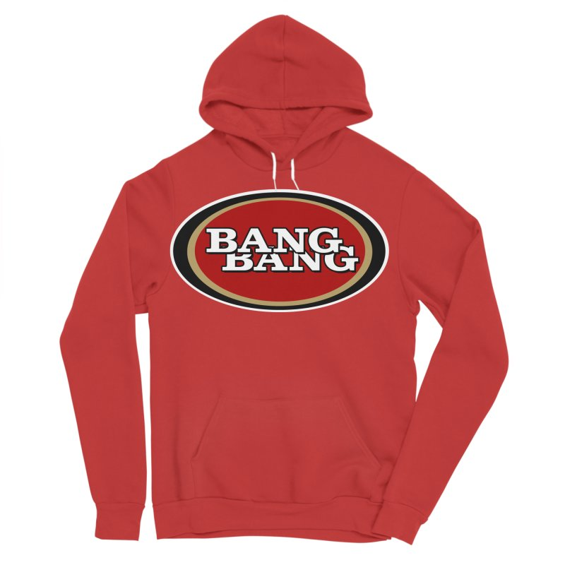 Niner Gang Women's Pullover Hoody by Mike Hampton's T-Shirt Shop