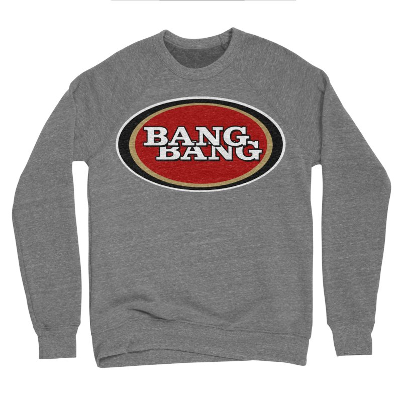 Niner Gang Men's Sponge Fleece Sweatshirt by Mike Hampton's T-Shirt Shop