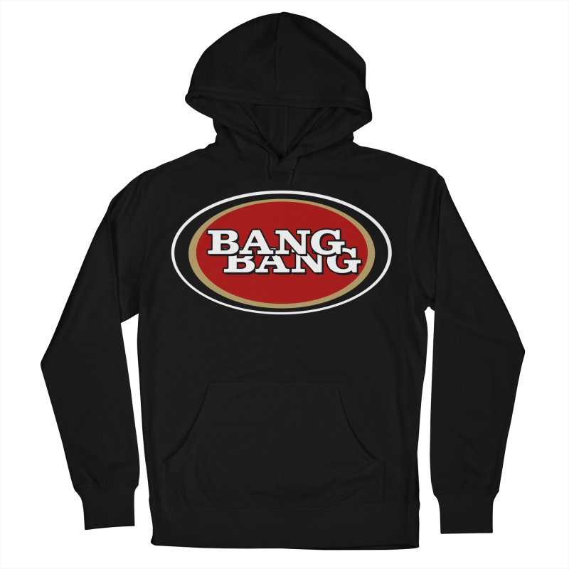 Niner Gang Women's French Terry Pullover Hoody by Mike Hampton's T-Shirt Shop