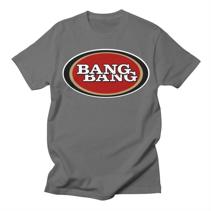 Niner Gang Men's T-Shirt by Mike Hampton's T-Shirt Shop
