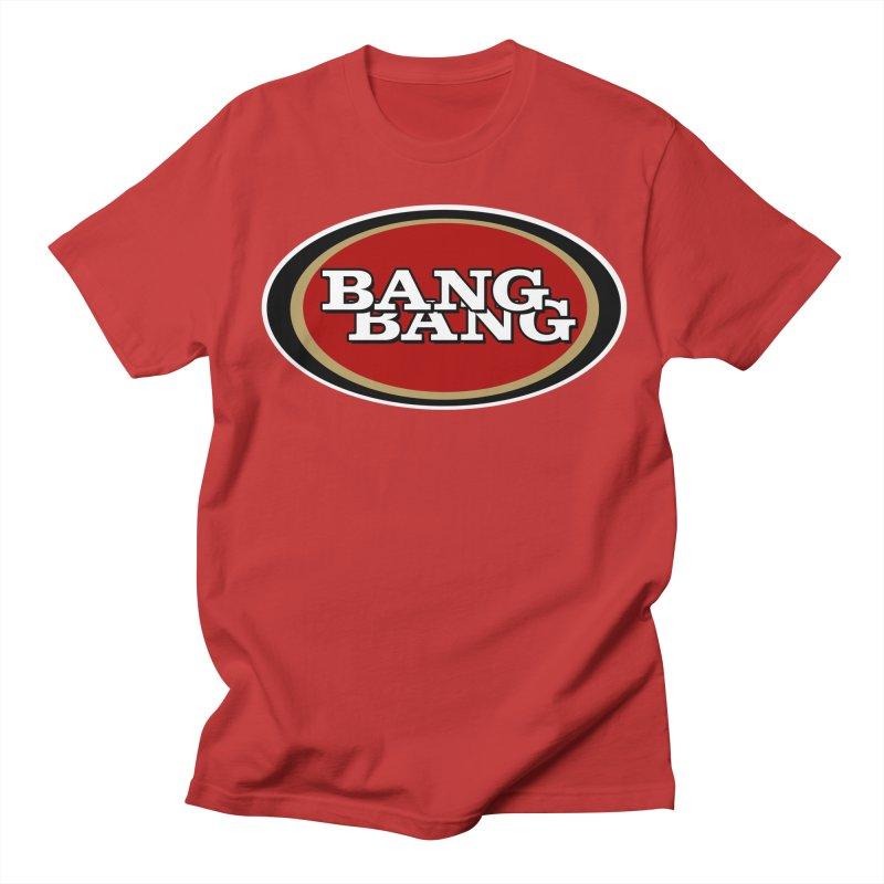 Niner Gang Men's Regular T-Shirt by Mike Hampton's T-Shirt Shop