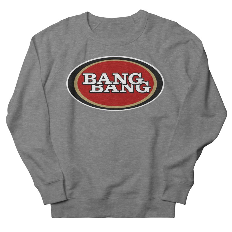 Niner Gang Men's French Terry Sweatshirt by Mike Hampton's T-Shirt Shop