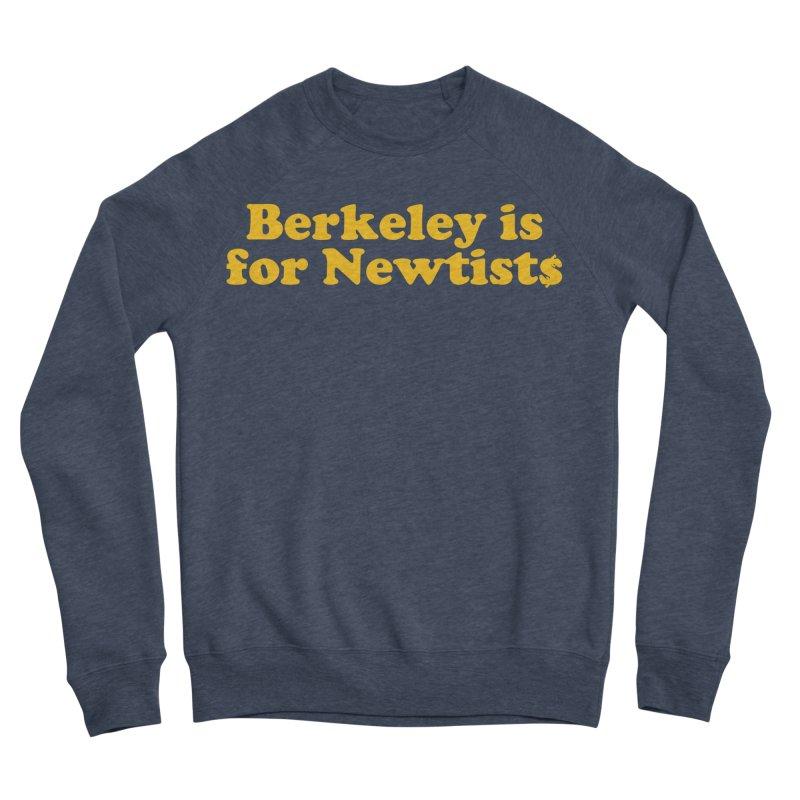 Watch for Newts Women's Sponge Fleece Sweatshirt by Mike Hampton's T-Shirt Shop