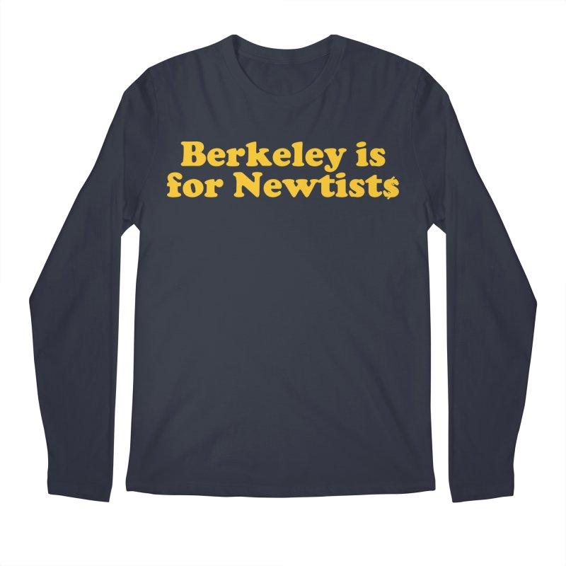Watch for Newts Men's Regular Longsleeve T-Shirt by Mike Hampton's T-Shirt Shop