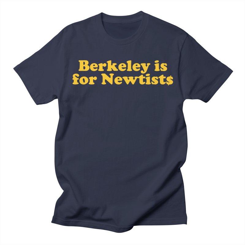Watch for Newts Men's Regular T-Shirt by Mike Hampton's T-Shirt Shop