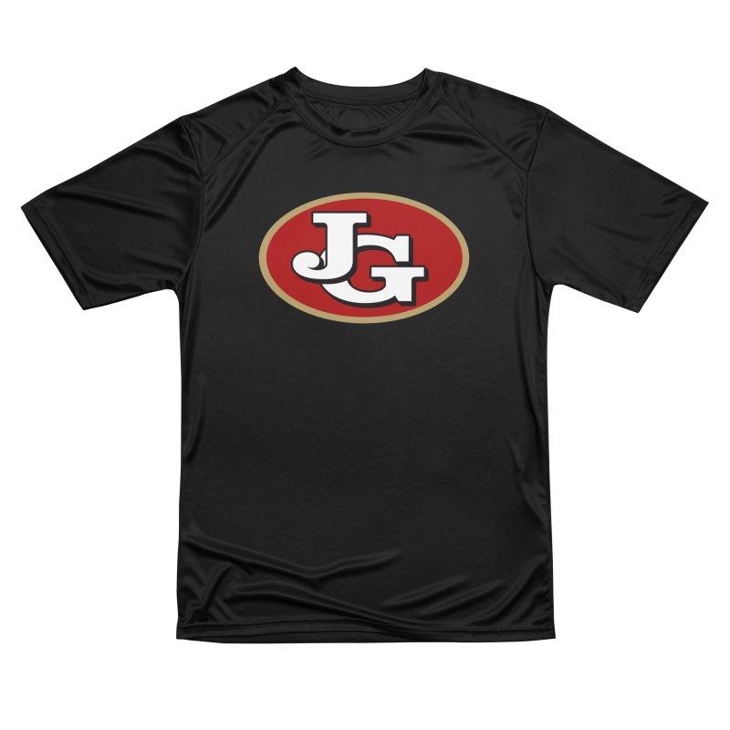 Jimmy G Women's Performance Unisex T-Shirt by Mike Hampton's T-Shirt Shop