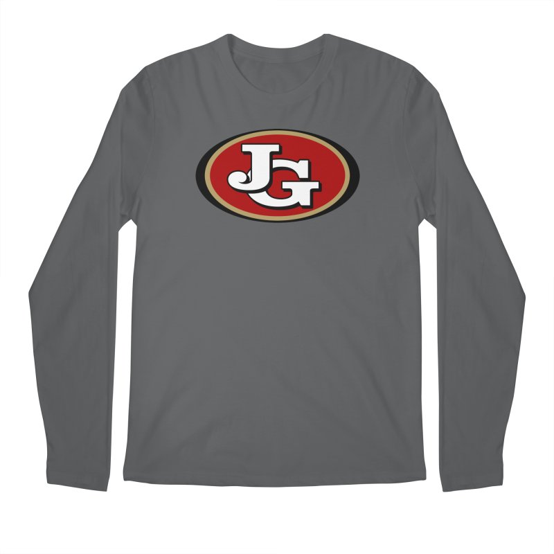 Jimmy G Men's Regular Longsleeve T-Shirt by Mike Hampton's T-Shirt Shop