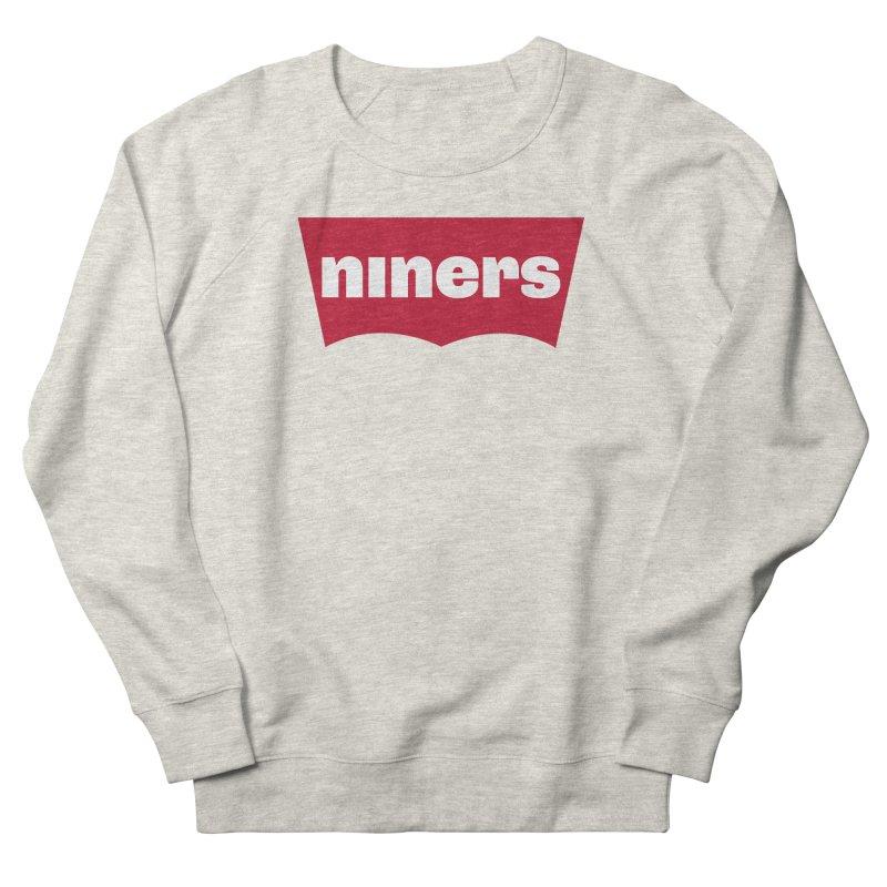 Niners Men's French Terry Sweatshirt by Mike Hampton's T-Shirt Shop