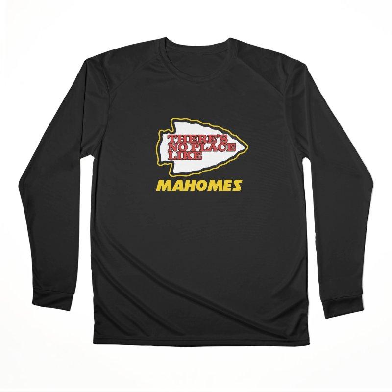 No Place Like Mahomes Men's Performance Longsleeve T-Shirt by Mike Hampton's T-Shirt Shop