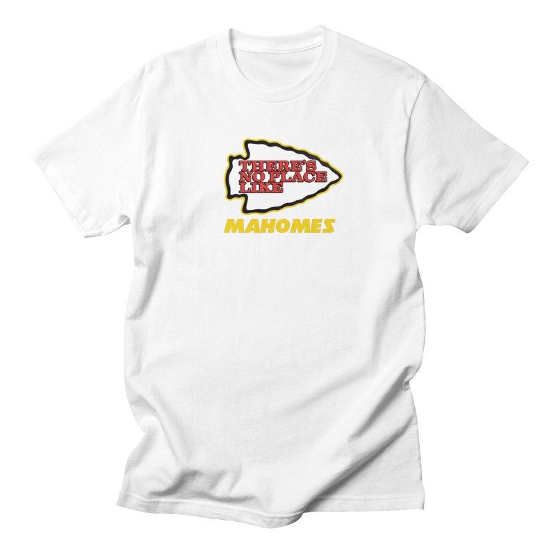 No Place Like Mahomes Men's Regular T-Shirt by Mike Hampton's T-Shirt Shop