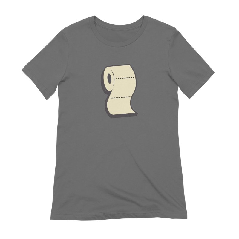 TP Women's Extra Soft T-Shirt by Mike Hampton's T-Shirt Shop
