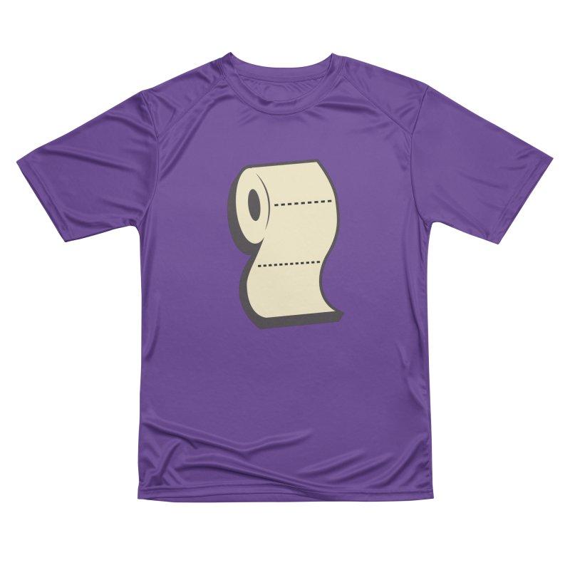 TP Men's Performance T-Shirt by Mike Hampton's T-Shirt Shop