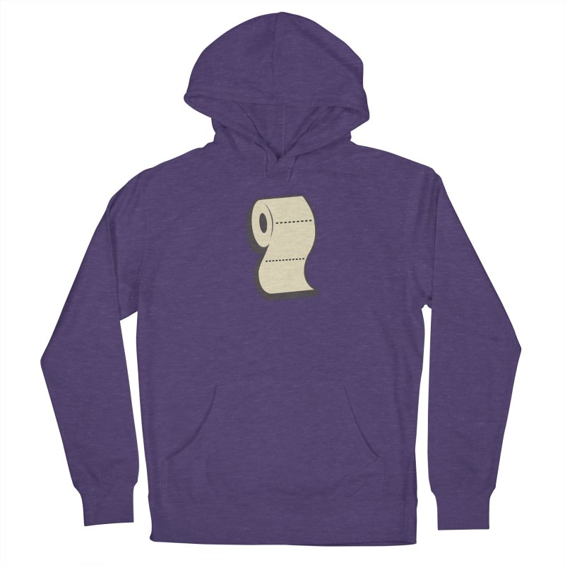 TP Men's French Terry Pullover Hoody by Mike Hampton's T-Shirt Shop