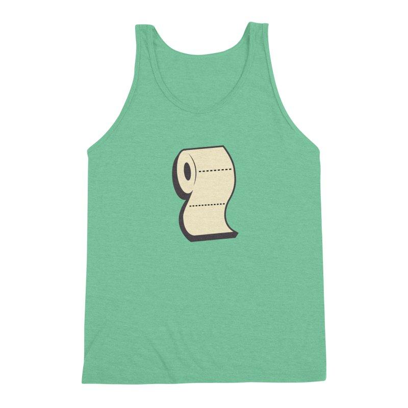 TP Men's Triblend Tank by Mike Hampton's T-Shirt Shop