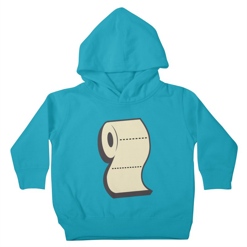 TP Kids Toddler Pullover Hoody by Mike Hampton's T-Shirt Shop