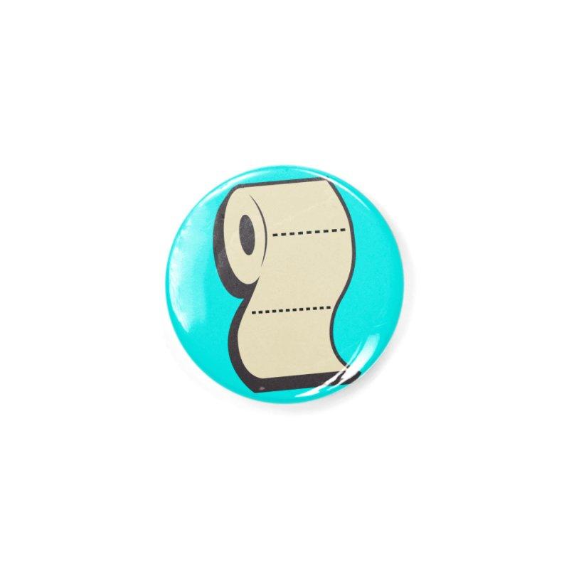 TP Accessories Button by Mike Hampton's T-Shirt Shop