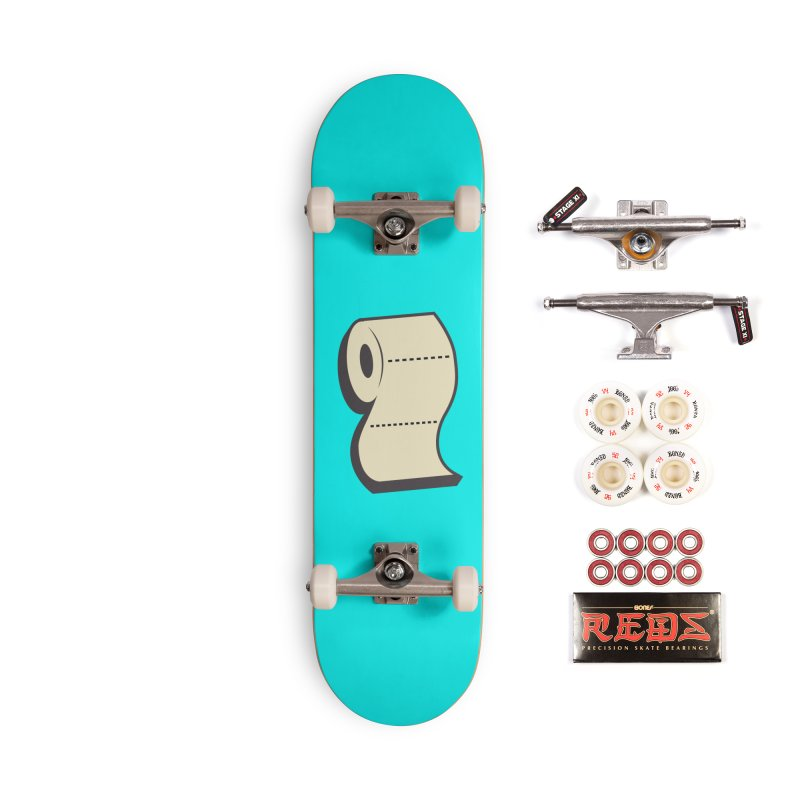 TP Accessories Complete - Pro Skateboard by Mike Hampton's T-Shirt Shop