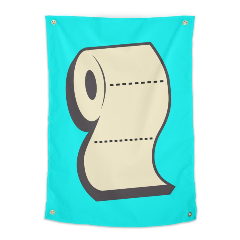 TP Home Tapestry by Mike Hampton's T-Shirt Shop