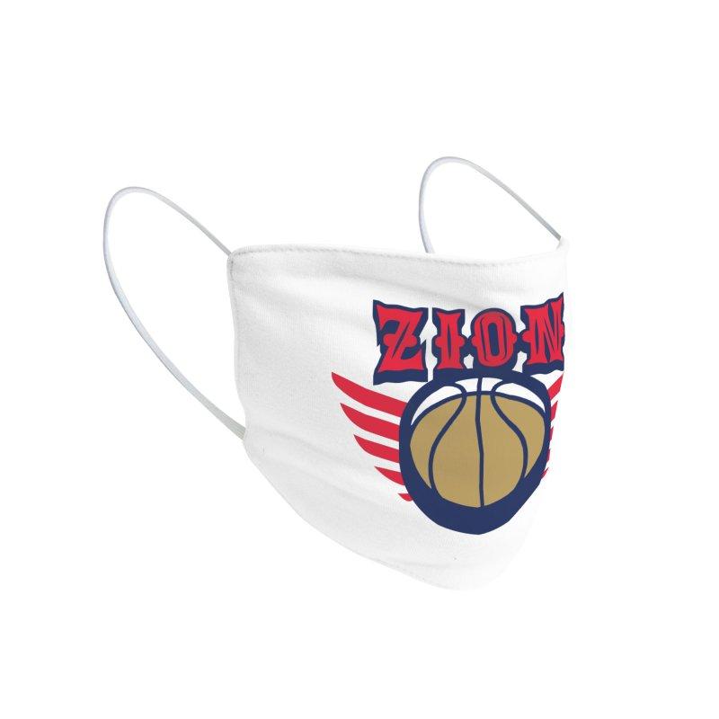 Zion Accessories Face Mask by Mike Hampton's T-Shirt Shop